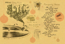 LYRIC curated by Glenn Barr - 2011